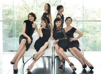 The Coconuts Cupsの6人