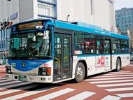 市バスの絵を募集