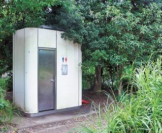 便器が一つしかない現在のトイレ