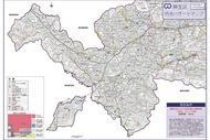 「内水」想定区域は市内最小