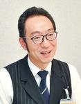 食事スタッフ柴田 隆之さん