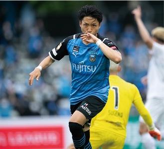 小林悠選手写真はいずれも©川崎フロンターレ