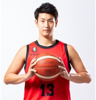 前田悟選手 (C)TOYAMAGROUSES