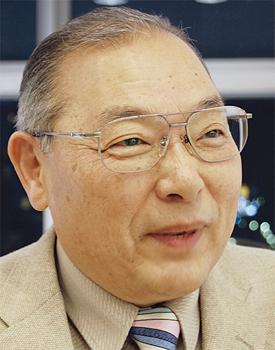 佐藤 勝昭さん