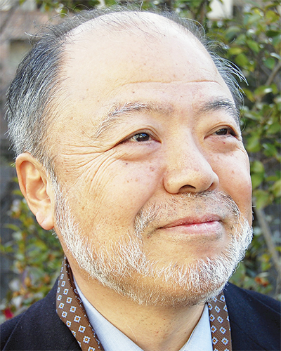 熊谷仁士さん