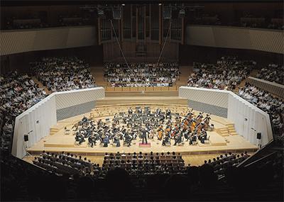 今年は昭和音大を会場に区内でも8公演
