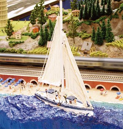 鉄道模型楽しむイベント