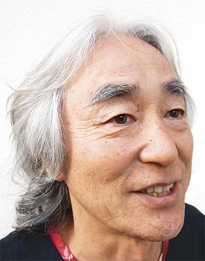 舘岡豊照さん