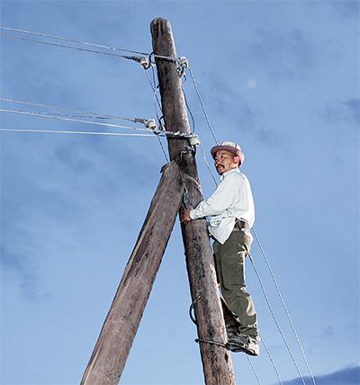 電気工が紡ぐ物語