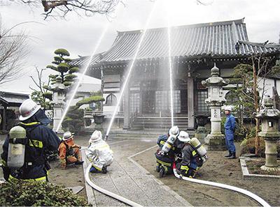 大切な寺社、地域で守れ