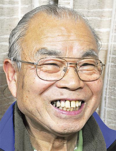 内野 勝雄さん