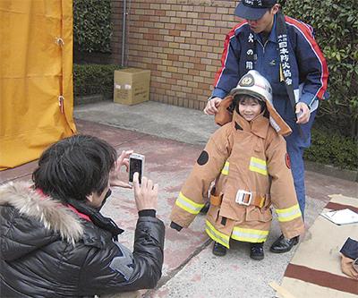 子どもに防火意識を