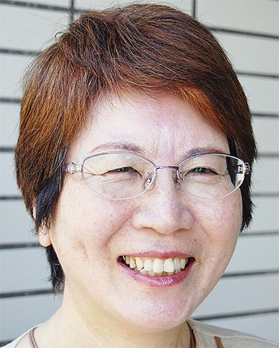 阿部 芳子さん