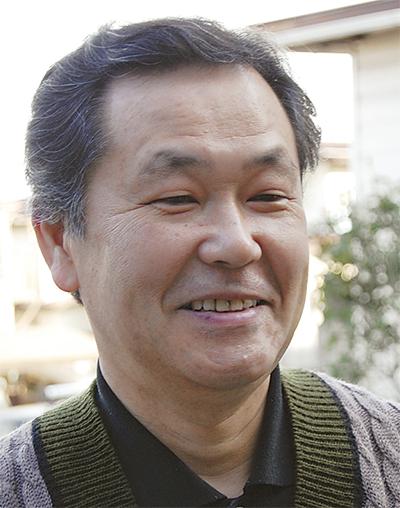 岡 信行さん
