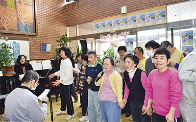 音楽で社会参加促進