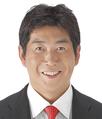 福田元県議、出馬を表明