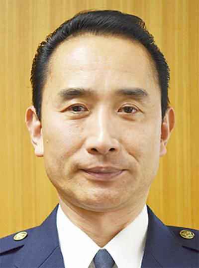 新署長に川田安男氏