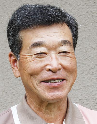 原 慶應さん