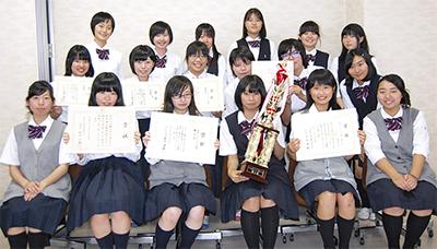 テレビドラマで県初優勝