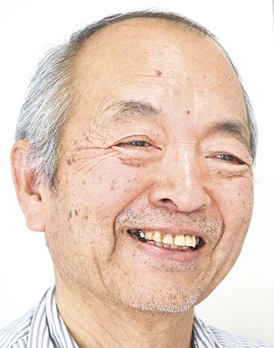 山浦 弘靖さん