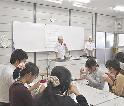 和食の伝統伝える