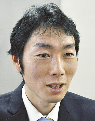 羽山 友章さん