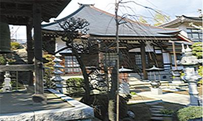 麻生の寺院(2)潮音寺・香林寺