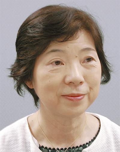 稗苗(ひえなえ) 咲子さん