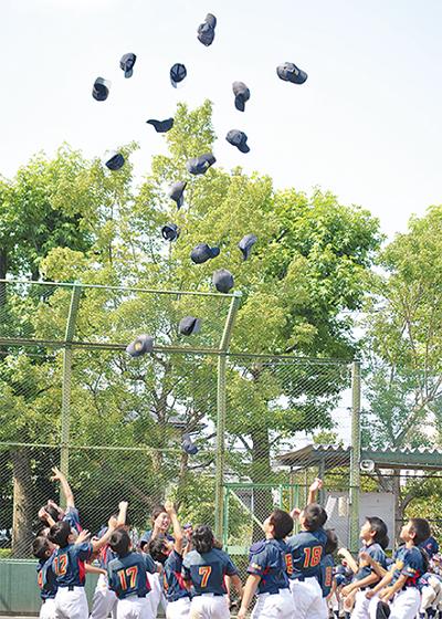 栗木が4連覇