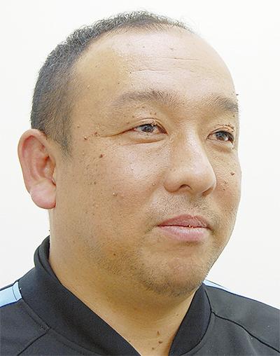 鈴木 勝大さん