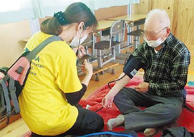 医療支援団体が熊本へ