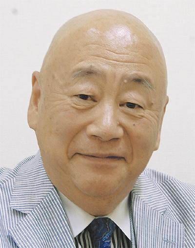 折江 忠道さん