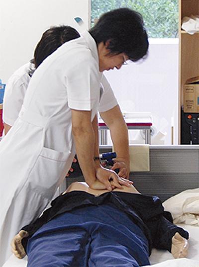 看護師の復職を支援