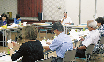 第6期区民会議 キックオフ