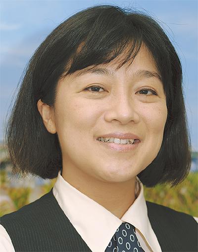 水島 悦子さん