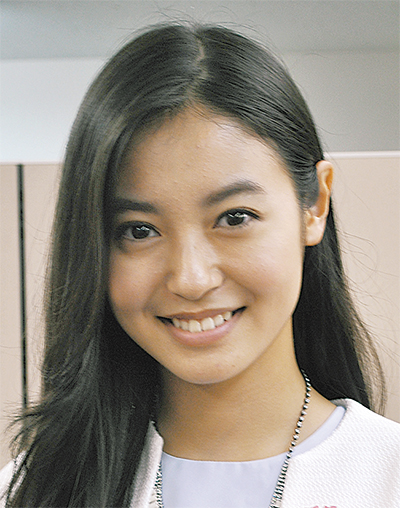 田辺 桃子さん