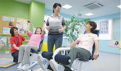 女性だけの30分健康体操3月21日(火)オープン