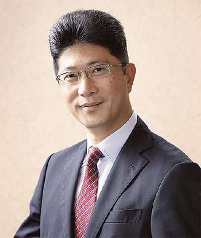 記念事業実行委員長 朝倉 敬太さん