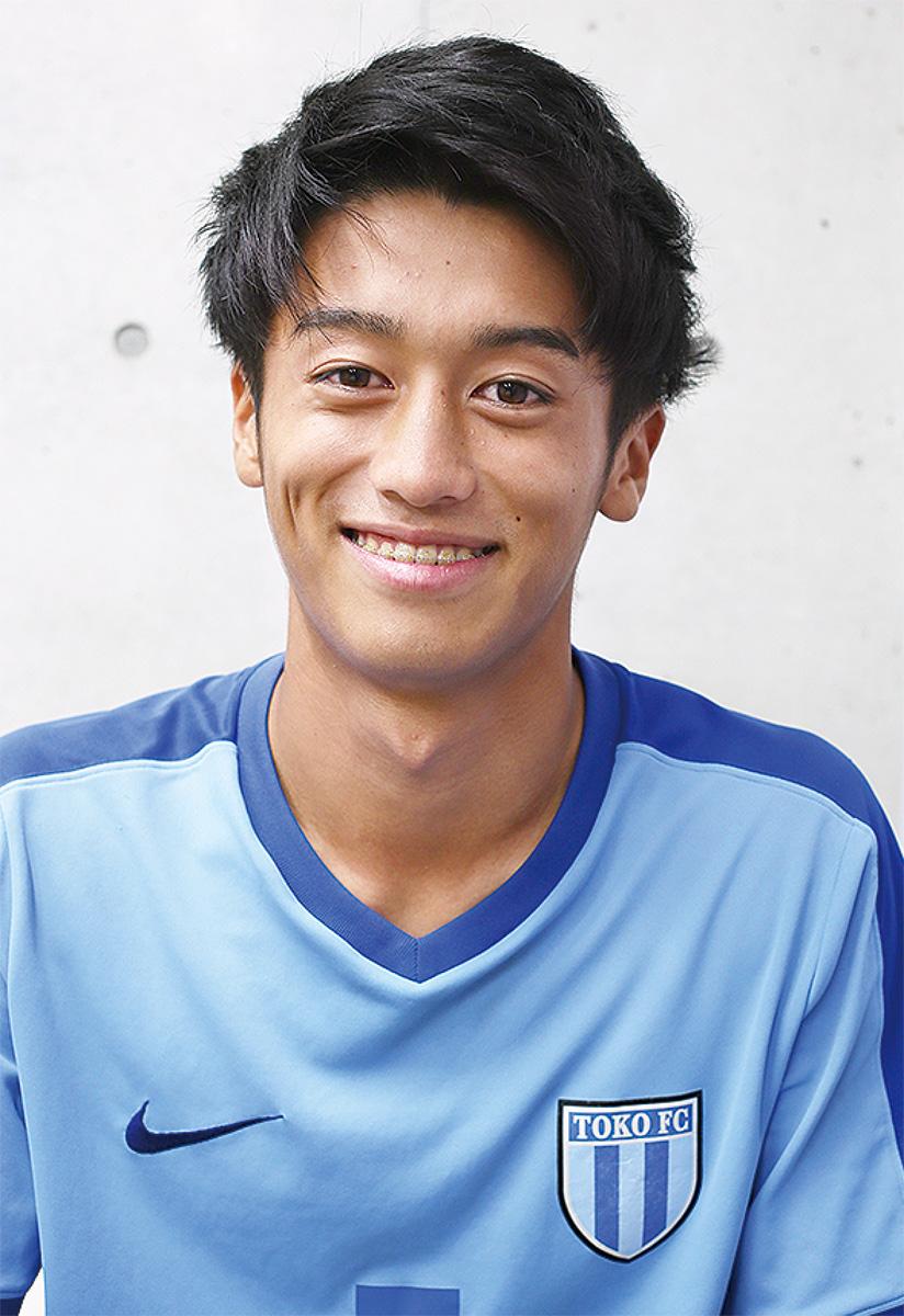 U-16日本代表候補に