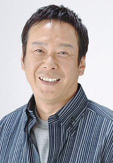 スカイフィットネスのイメージキャラクター森末慎二氏