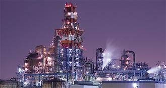 街コンの後工場夜景を楽しむ(川崎市経済労働局商業観光課提供)