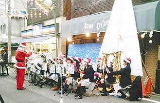 毎年人気のクリスマスコンサート