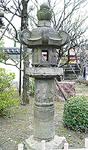 三猿が彫られた庚申塔