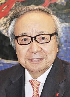会長に就任した伊藤氏