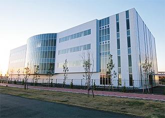 研究所が新設される「ナノ医療イノベーションセンター」