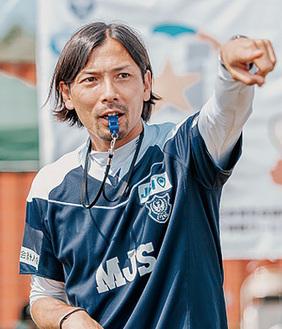 元日本代表の鈴木氏