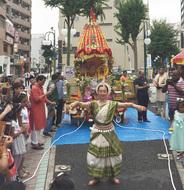 川崎でインド文化体験