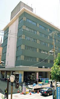 市民館機能を移転する市教育文化会館
