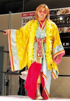 30年間女子プロレスを牽引してきた井上京子選手