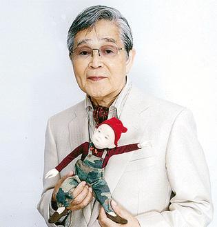 人形作家の与勇輝さん